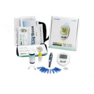 Bio vércukorszintmérő