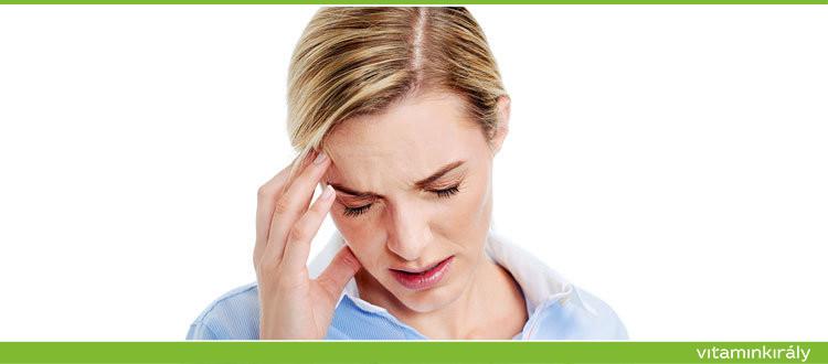 Migrén oka lehet vitaminhiány? Milyen vitaminok hiánya okozza?