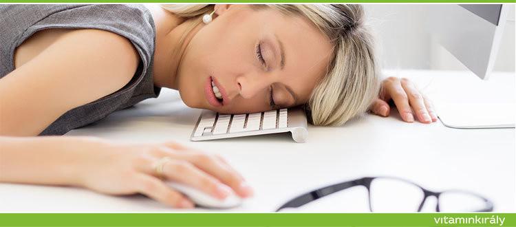 Túl gyakran érzed magad fáradtnak?
