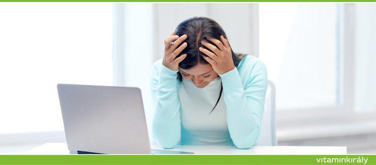 Adrenalin kimerültség. Mik a tünetei? Hogyan kezeld?