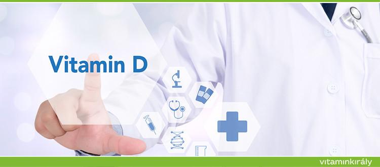 D- vitamin-hiány a tél végére? Mit tehetek ellene?