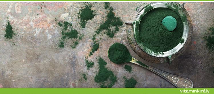 Miért lényeges a spirulina alga fogyasztása?