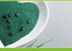 Hogyan csökkentik az étvágyat az algák?